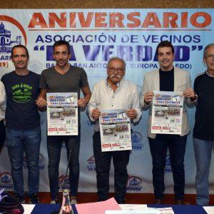 """a Carrera Urbana Popular """"Tres Culturas"""" celebra este domingo su XXI edición con un homenaje al triatleta Pedro Tomé"""