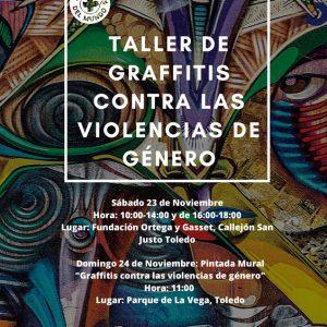 Taller: Graffiti contra las violencias de género