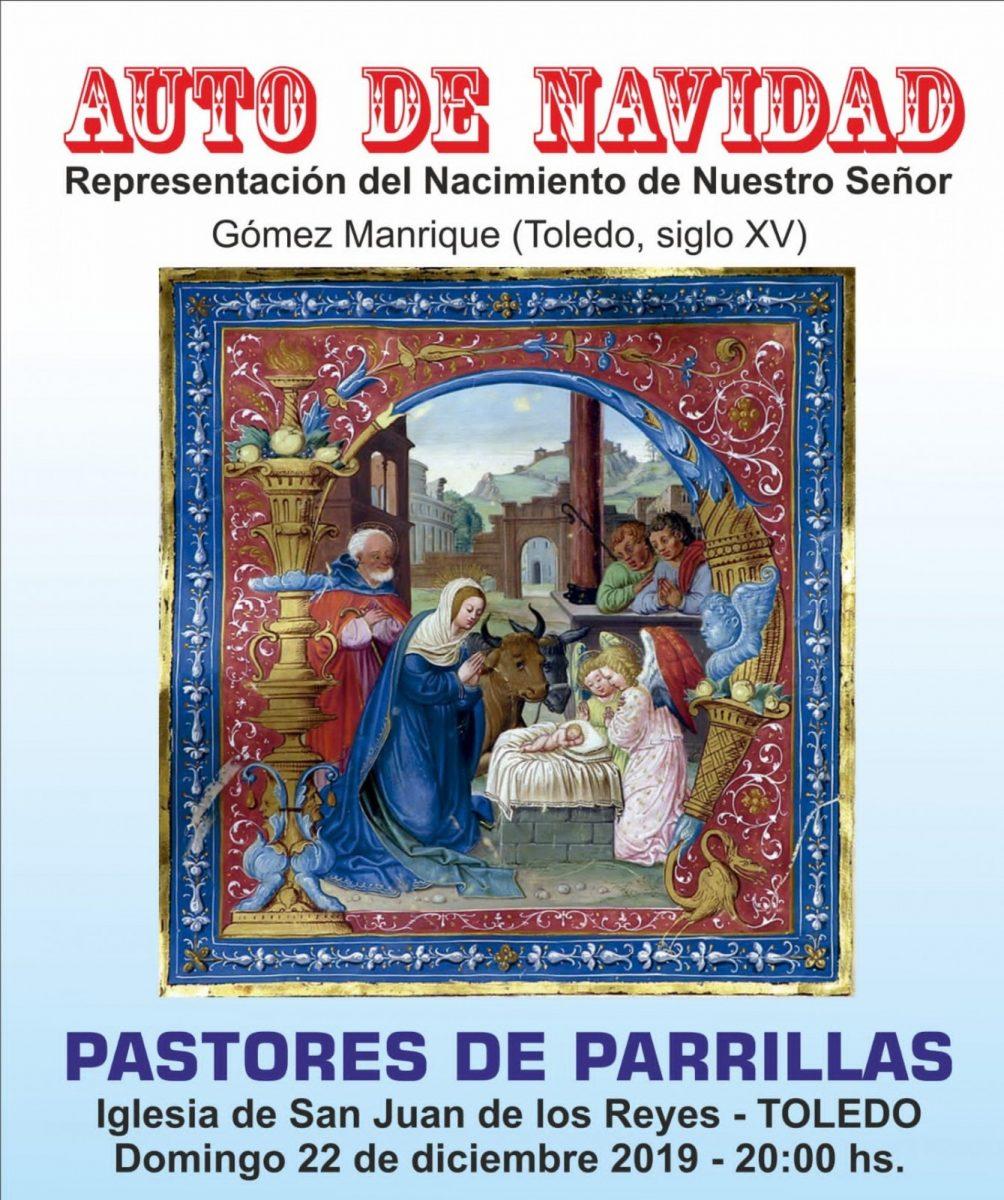 https://www.toledo.es/wp-content/uploads/2019/11/cartel-pastores-2019-1004x1200.jpg. Auto de Navidad. Nacimiento de Nuestro Señor