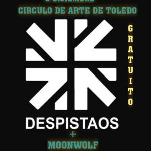 Concierto: DESPISTAOS en acústico + MOONWOLF