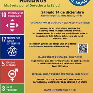 Día de los Derechos Humanos: Stand informativo