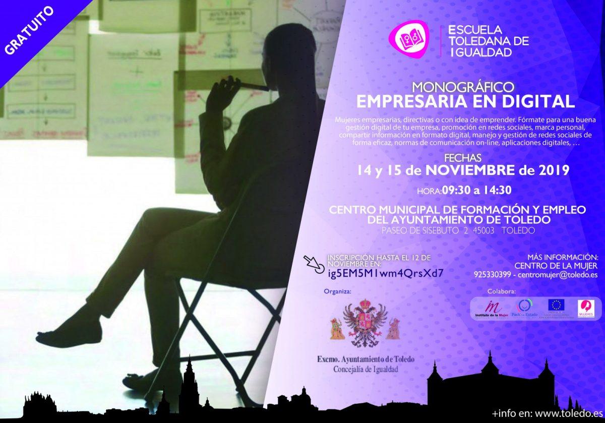 https://www.toledo.es/wp-content/uploads/2019/11/eti-empresaria-digital-1200x839.jpg. MONOGRÁFICO «EMPRESARIA EN DIGITAL». ESCUELA TOLEDANA DE IGUALDAD.