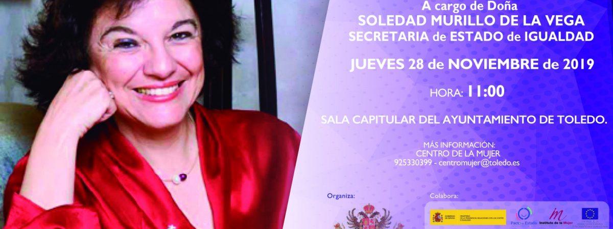 SOLEDAD MURILLO, SECRETARIA DE ESTADO DE IGUALDAD,…