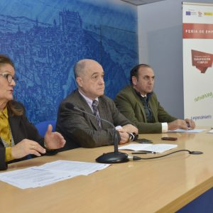 a Feria de Empleo y Emprendimiento que se celebrará el día 28 en las instalaciones de Toletvm ofrecerá unos 300 contratos de trabajo
