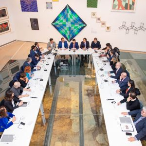 l Grupo de Ciudades Patrimonio acuerda establecer un convenio de colaboración con la Alianza de las Civilizaciones de la ONU