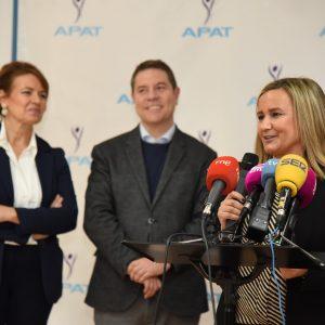 """l Gobierno local respalda el """"ejemplo de solidaridad"""" de la Asociación de Autistas, que hoy ha inaugurado nueva sede"""