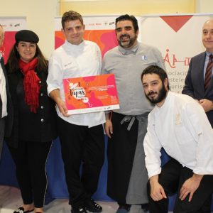 l Gobierno local destaca en la entrega de premios del Concurso de Tapas y Cócteles la calidad del sector hostelero de la ciudad