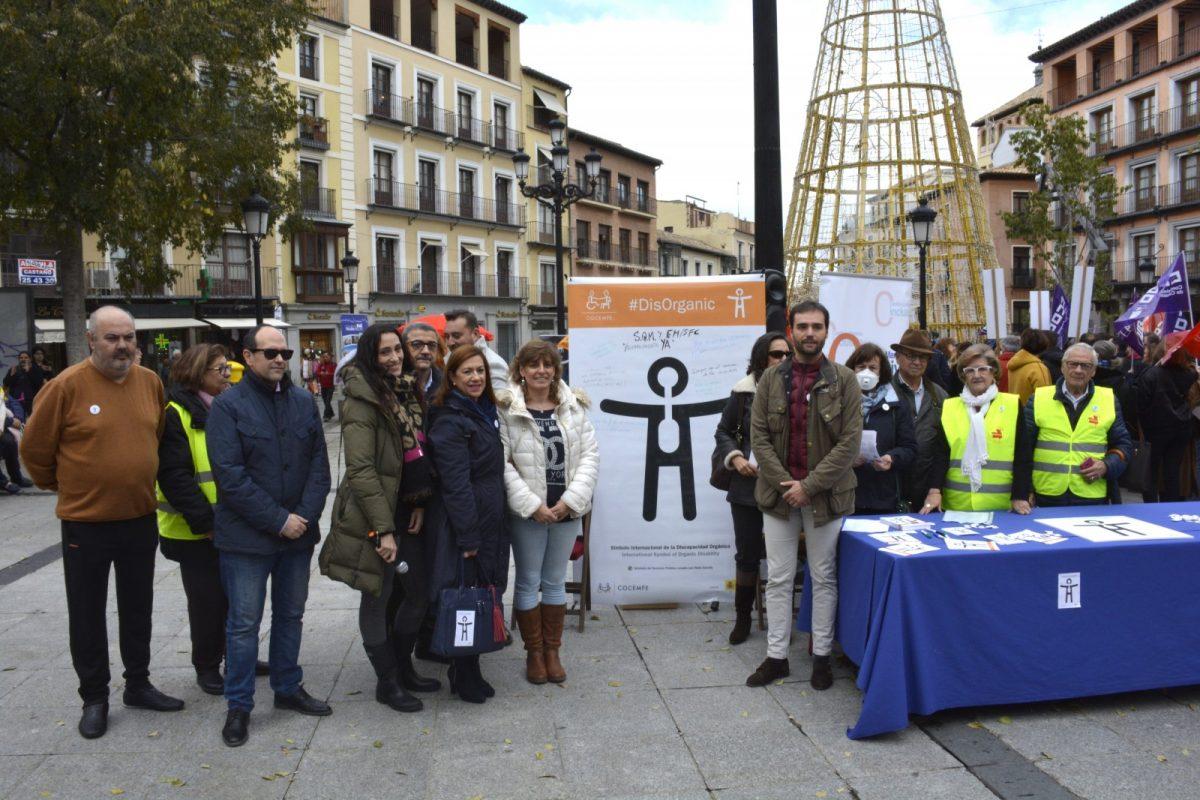 http://www.toledo.es/wp-content/uploads/2019/11/manifiesto-disorganic-02-1200x800.jpg. El Ayuntamiento apoya la presentación del Símbolo Internacional de la Discapacidad Orgánica de CLM Inclusiva