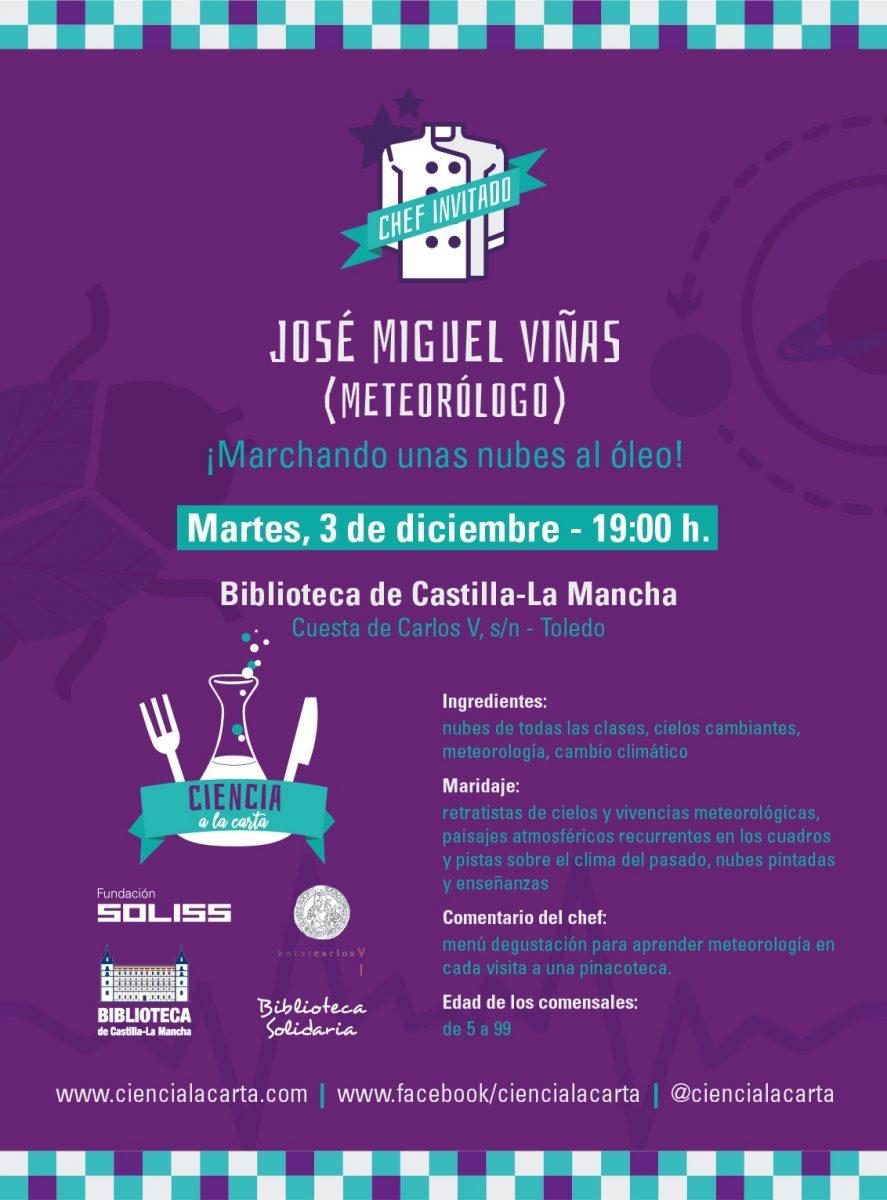 http://www.toledo.es/wp-content/uploads/2019/11/nubes_al_oleo-887x1200.jpg. Conferencia: Ciencia a la carta. Nubes al óleo