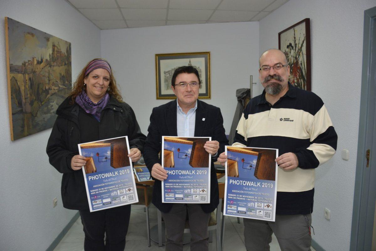 http://www.toledo.es/wp-content/uploads/2019/11/photowalk_teo-2-1200x800.jpg. El Ayuntamiento impulsa la IX edición del Photowalk promovido por la Asociación Fotográfica de Toledo en recuerdo a Carlos del Moral