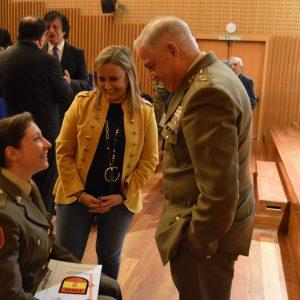 l Ayuntamiento recibe la Medalla de Oro de la Unidad de Gestión para las Fuerzas Armadas por su aportación a esta institución