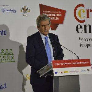 l Gobierno destaca la creación de empleo gracias a las sinergias entre administración, tejido empresarial y jóvenes con formación