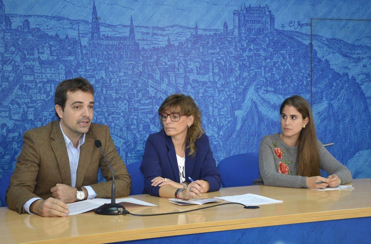 http://www.toledo.es/wp-content/uploads/2019/11/taller-grafitis-01-1200x791.jpg. El Ayuntamiento conciencia a los jóvenes sobre la violencia de género a través de un taller de grafitis y un mural en la Vega