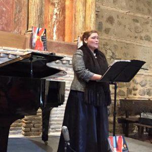 Concierto: Virginia Serrano y Luis María Guzmán