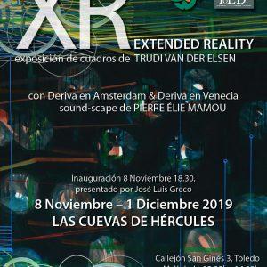 """Inauguración de la exposición """"XR – EXTENDED REALITY"""""""