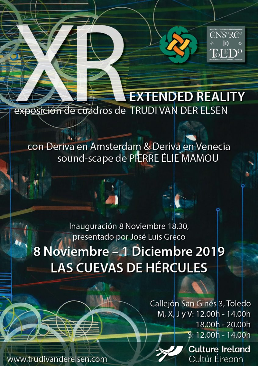 "http://www.toledo.es/wp-content/uploads/2019/11/xr-poster-a5-081019-v2-846x1200.jpg. Inauguración de la exposición ""XR – EXTENDED REALITY"""