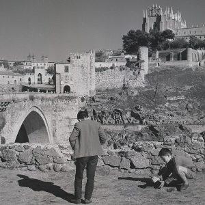 Toledo en las fotos de Ake Astrand (1962)