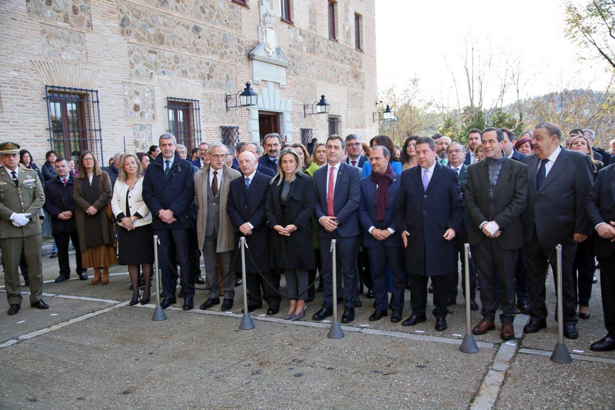 """http://www.toledo.es/wp-content/uploads/2019/12/12_acto_constitucion-1200x800.jpg. La alcaldesa de Toledo defiende la Constitución """"como garantía de la cohesión social y territorial de España"""""""