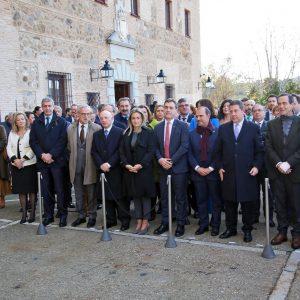 """a alcaldesa de Toledo defiende la Constitución """"como garantía de la cohesión social y territorial de España"""""""