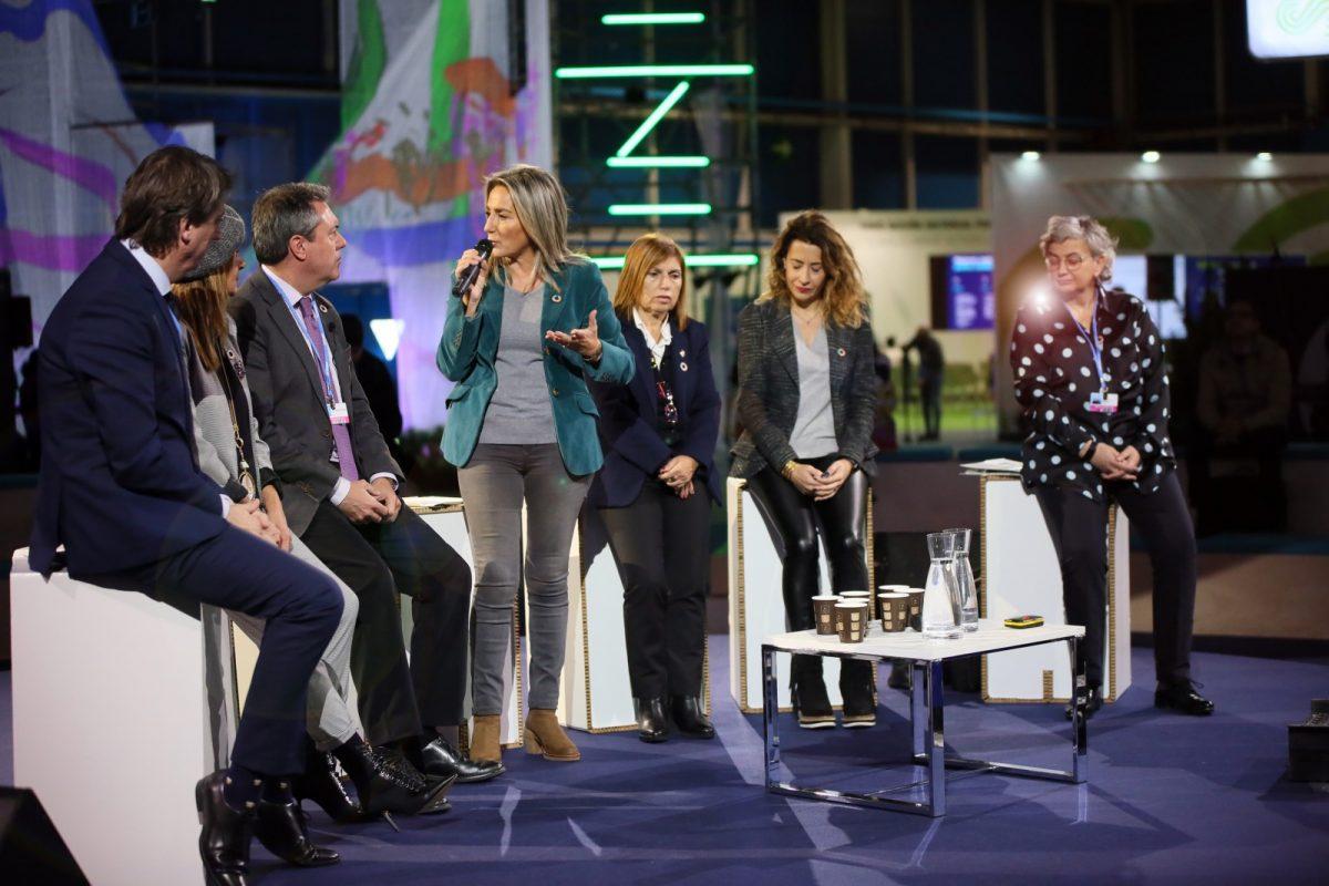 """http://www.toledo.es/wp-content/uploads/2019/12/13_cop_25-1200x800.jpg. La alcaldesa defiende en la Cumbre del Clima el """"papel decisivo"""" de los ayuntamientos en la lucha contra el Cambio Climático"""
