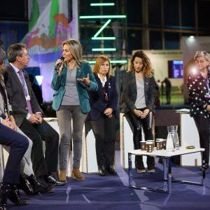 """a alcaldesa defiende en la Cumbre del Clima el """"papel decisivo"""" de los ayuntamientos en la lucha contra el Cambio Climático"""
