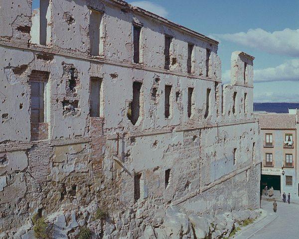 185-AKE_056_Antiguo edificio de la Casa de Caridad