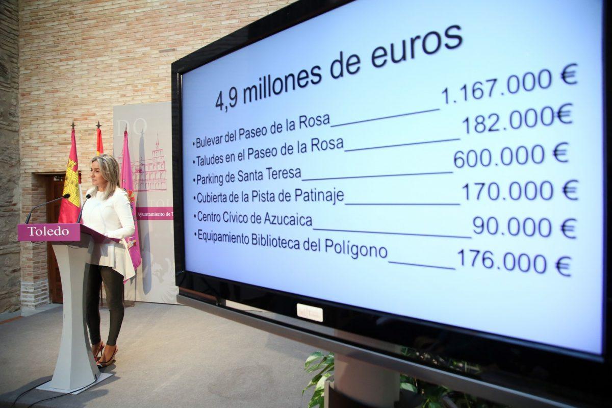 http://www.toledo.es/wp-content/uploads/2019/12/2_rueda_prensa_inversion-1200x800.jpg. La alcaldesa anuncia 5 millones de euros en inversiones para proyectos que mejorarán la calidad de vida de los toledanos