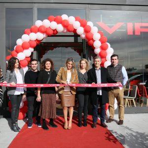 a alcaldesa destaca en la inauguración de VIPS Smart el dinamismo de Toledo como motor económico de la región