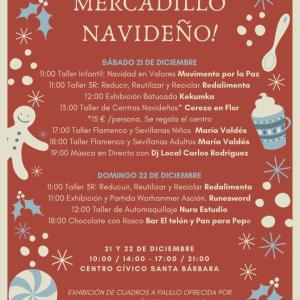 Mercadillo Navideño en Santa Bárbara