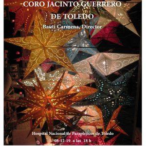 Concierto de Navidad: Coro Jacinto Guerrero de Toledo