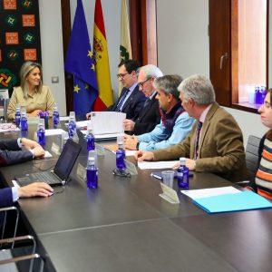 l Consorcio contará con un presupuesto de 3,1 millones de euros y rehabilitará comercios históricos, cobertizos y más viviendas