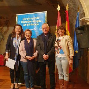 l Ayuntamiento se suma al I Encuentro autonómico de Consejos de Infancia organizado en Toledo por UNICEF