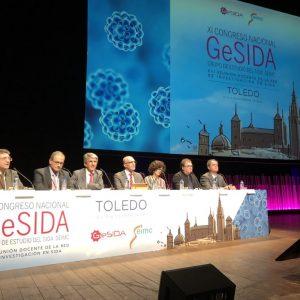 l Gobierno local asiste a la inauguración del principal foro científico sobre VIH de España que se celebra en Toledo