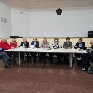 oncluyen las sesiones constitutivas de los Consejos de Participación de los cinco distritos de la ciudad