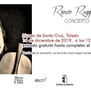 Concierto: Renzo Ruggiero