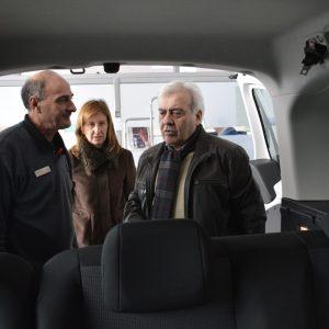 l Gobierno continúa con la renovación de la flota del Parque Móvil del Ayuntamiento e incorpora un camión y tres furgonetas nuevas