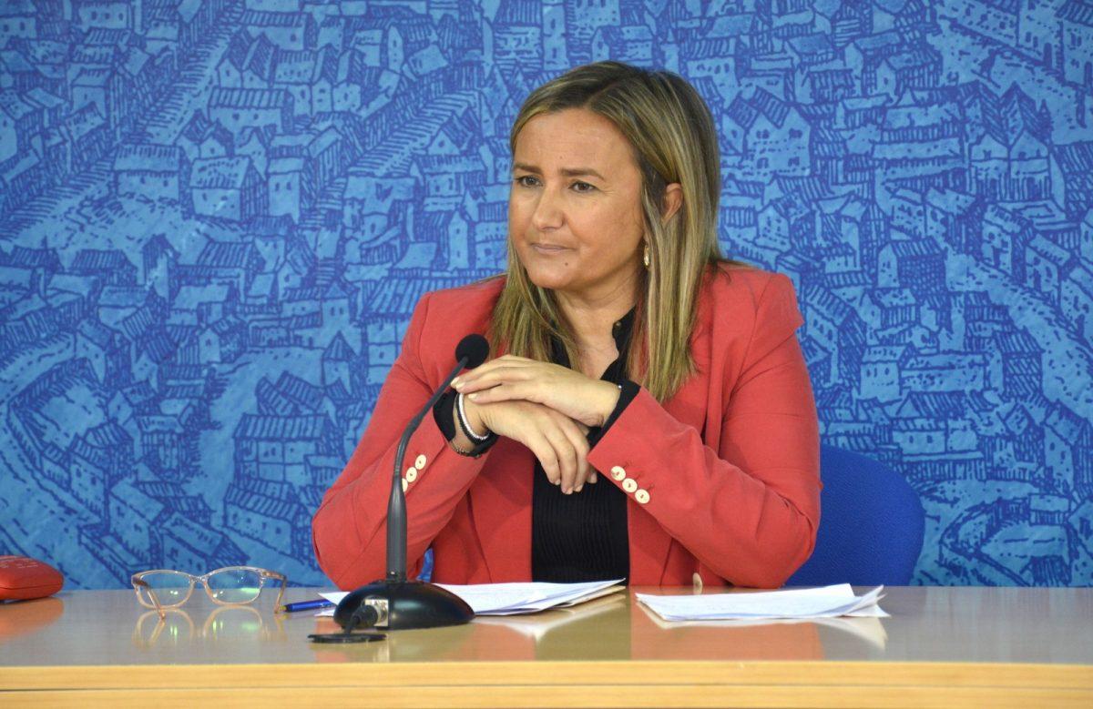 http://www.toledo.es/wp-content/uploads/2019/12/maite-puig-rp-01-1200x779.jpg. Este jueves se inaugura el Nacimiento de Zocodover enmarcado en la iniciativa municipal 'La Ciudad de los Belenes'