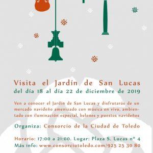 Navidad en San Lucas. Mercado navideño, belenes, música, iluminación navideña