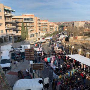 ras el balance positivo de los implicados en el desarrollo del mercadillo, el martes día 31 se celebrará de nuevo en Duque de Lerma
