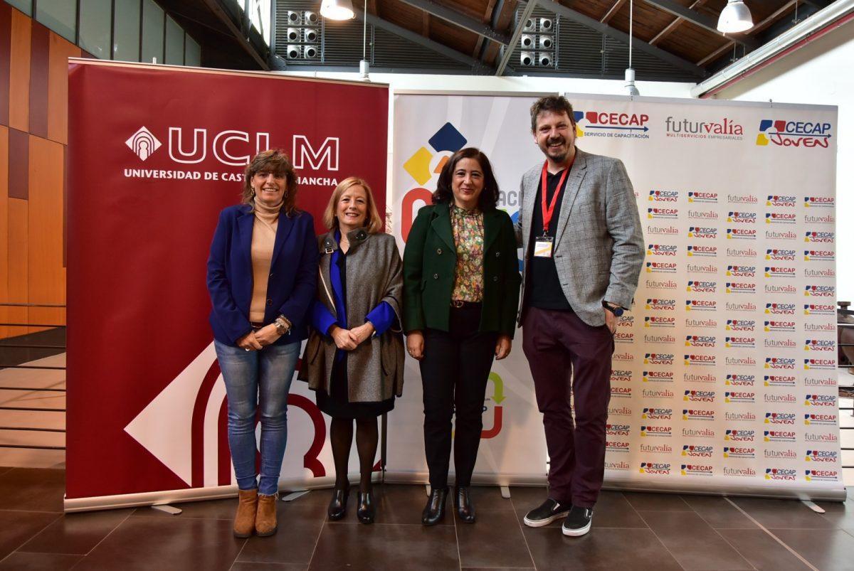 """http://www.toledo.es/wp-content/uploads/2019/12/workshop_uclm-1200x803.jpg. El Gobierno local defiende la inclusión y la integración como una estrategia trasversal """"que afecta a todos los departamentos"""""""