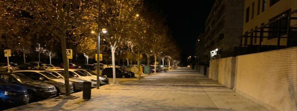 El Ayuntamiento refuerza la iluminación de las…