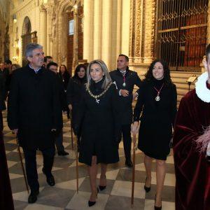 ilagros Tolón traslada su felicitación a los toledanos en la festividad de San Ildefonso, patrón de Toledo