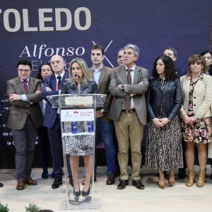 ilagros Tolón presenta en FITUR todo el potencial turístico de Toledo adaptado a las tendencias y gustos actuales del viajero