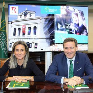 l Ayuntamiento y Eurocaja Rural prolongan su colaboración para la programación del Teatro de Rojas hasta el año 2022