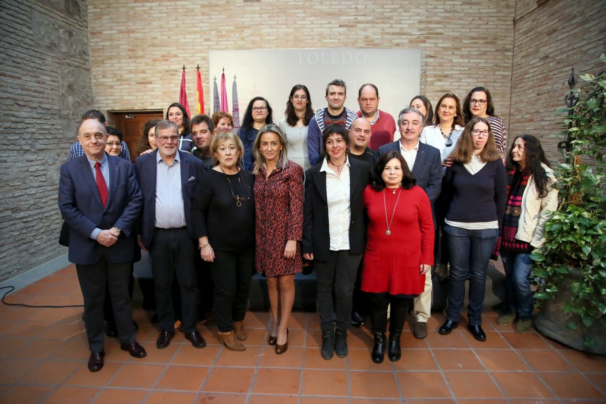 http://www.toledo.es/wp-content/uploads/2020/01/756a8233-1200x800.jpg. Milagros Tolón destaca en la clausura de los talleres de empleo el compromiso del Gobierno local con la formación y la inserción laboral
