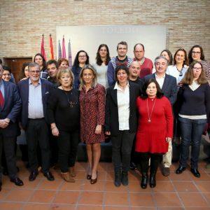 ilagros Tolón destaca en la clausura de los talleres de empleo el compromiso del Gobierno local con la formación y la inserción laboral