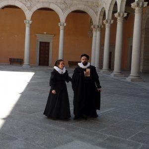 Museo en vivo: El arquitecto del Alcázar