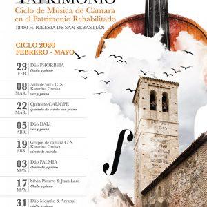 X Jornadas de música y patrimonio: Dúo Phorbeia
