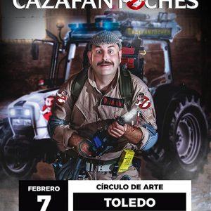 Noches de humor: Agustín Durán. Cazafantoches
