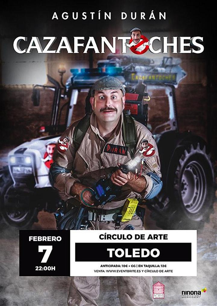 https://www.toledo.es/wp-content/uploads/2020/01/agustin-duran-toledo.jpeg. Noches de humor: Agustín Durán. Cazafantoches